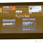 Als Betriebssystem kommt die Linux-Variante Meego zum Einsatz.