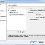 """VirtualBox übernimmt die Eingaben nach einem Klick auf """"OK"""" am unteren Bildrand. (Bild: Screenshot)"""