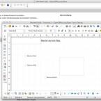 Formulare können sehr flexibel gestaltet werden, die Bedienung erfolgt fast wie in der normalen Textverarbeitung. (Bild: Netzwelt)