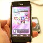 Das X7 ist das neueste Symbian-Smartphone von Nokia. Es soll im Sommer erscheinen. (Bild: netzwelt)