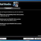 Ab Werk werden alle Bilder, Filme und Ton-Dateien dem Digital Studio zugeordnet. (Bild: Netzwelt)
