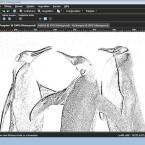 Bei den Effekten bietet Corel PaintShop Photo Pro X3 eine ähnlich große Auswahl die Adobe Photoshop. (Bild: Netzwelt)