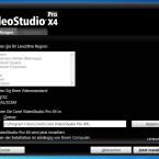 Der Nutzer muss gleich im zweiten Schritt seinen gewünschten Videostandard - PAL oder NTSC - auswählen. (Bild: Netzwelt)