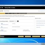 Die Backup-Komponenten kann beliebig viele Profile verwalten. (Bild: Netzwelt)