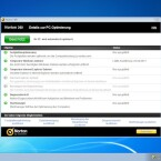 Die PC-Optimierung macht das System etwas schneller und löscht nicht mehr benötigte Dateien. (Bild: Netzwelt)