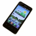 Dem Android-Betriebssystem hat LG eine eigene Oberfläche übergezogen. (Bild: netzwelt)
