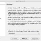 OpenOffice.org besitzt einen praktischen Assistenten, um Dateien in HTML umzuwandeln. (Bild: Netzwelt)