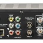 Die beiden HDTV-Tuner sowie der DVB-T-Empfänger können Antennensignale durchschleifen. (Bild: netzwelt)