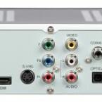 Ein Lüfter ist nicht an Bord, dennoch kann die eingebaute Festplatte gewisse Geräusche von sich geben. (Bild: netzwelt)