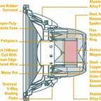 Eine Schnittzeichnung des Bass-Chassis. (Bild: netzwelt)