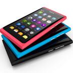 Mit Meego und gewölbtem AMOLED-Display, aber ohne Tasten und Tastatur: Das Nokia N9 kommt noch in diesem Jahr. (Bild: Nokia)