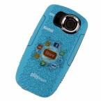 Objektiv mit Festbrennweite und ein Bildsensor der Videos in Full-HD-Auflösung aufnimmt.