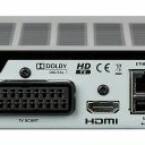 Die beiden USB-Schnittstellen, von denen eine auf der Rückseite sitzt, sind noch funktionslos. (Bild: netzwelt)