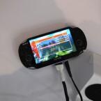 Sonys neuer Handheld liefert eine Grafik, die an das PS3-Niveau heranreicht. (Bild: netzwelt)