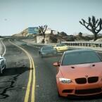 """In """"Need for Speed - The Run"""" fährt der Spieler ein illegales Rennen von der Westküste bis zur Ostküste der USA. (Bild: EA)"""