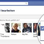 """Facebook ersetzt den Begriff """"Alle"""" mit """"Öffentlich"""" das soll Nutzern klar machen, dass ihre Beiträge von allen Nutzern gelesen werden können. (Bild: Facebook)"""