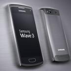 Das Wave 3 wird auf der IFA zu sehen sein. (Bild: Samsung)