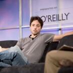 Sergey Brin teilt sich im Forbes Magazin den 15. Platz mit Larry Page. Gemeinsam haben sie Google gegründet und verfügen über ein geschätztes Vermögen von 16,7 Milliarden US-Dollar (Bild: James Duncan Davidson, via Wikipedia).