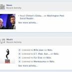 Facebook wird dank neuer Anwendungen zur Medienzentrale. (Bild: Facebook)