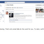 Dank der neuen Freundeslisten können Nutzer einfacher verwalten, welche Inhalte sie mit wem teilen möchten. (Bild: Screenshot)