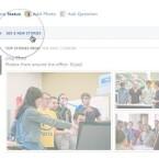 Nicht mehr die aktuellsten, sondern die wichtigsten Neuigkeiten werden dem Nutzer im Nachrichtenstrom angezeigt. (Bild: Facebook)