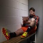 Laut Adidas sollen Stars wie Leo Messi ebenfalls ihre Statistiken online stellen. (Bild: adidas)
