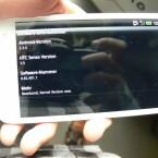Als Betriebssystem kommt Android 2.3 zum Einsatz. (Bild: netzwelt)