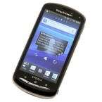 Das Xperia Pro bietet bereits Android 2.3.4 und die neue Nutzeroberfläche von Sony Ericsson.