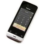Unter den drei per Wischgeste navigierbaren Start-Screens steht auch eine Ansicht für Anrufe zur Verfügung. (Bild: netzwelt)