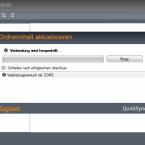 Alternativ zum Abgleich via Mini-USB-Kabel erfolgt die Verbindung zum Austausch von Dateien auch per Bluetooth. (Bild: Screenshot)