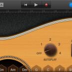 Vordefinierte Akkorde lassen sich per Autoplay leicht variieren. (Bild: netzwelt)