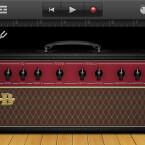 Am i-Gerät lassen sich auch Verstärker-Effekte simulieren, wenn der Nutzer eine Gitarre anschließt. (Bild: netzwelt)