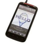 Der Klang des HTC Sensation XE sucht seines gleichen. (Bild: netzwelt)