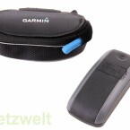 Das GTU 10 wird mit Mini USB-Kabel, Tasche fürs Tierhalsband und Autohalterung geliefert. (Bild: netzwelt)