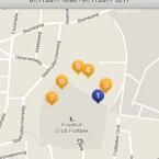 Per App greift der Nutzer auch auf den Tracking-Verlauf zu. (Bild: netzwelt)