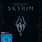 Skyrim, der fünfte Teil der populären Rollenspielreihe The Elder Scrolls, bietet einen Fantasy-Kosmos, in dem man sich für viele Stunden verlieren kann. (Bild: Bethesda)