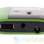 Im Lieferumfang sind unter anderem Batterieklemmen und ein KFZ-Anschluss enthalten. (Bild: netzwelt)