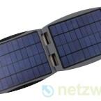 Die Solarpanels des Solargorillas leisten zehn Watt. (Bild: netzwelt)