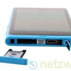 Das Nokia N9 nutzt eine Micro-SIM-Karte. (Bild: netzwelt)