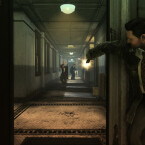 Max Payne muss sich zu Beginn den Weg aus seinem Apartment freikämpfen. (Bild: Rockstargames)