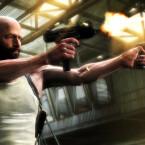 Später im Spiel ändert er zudem sein Aussehen. Feinripp statt Lederjacke ist angesagt. (Bild: Rockstargames)