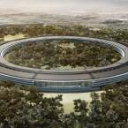 Der neue Apple Campus wird sich über 262.000 Quadratmeter erstrecken. (Bild: Screenshot/City of Cupertino)