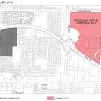 240.000 Quadratmeter existierender Büroflächen werden durch die Neubauten ersetzt. (Bild: Screenshot/City of Cupertino)