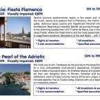 Reisen nach Andalusien und Kroatien (Bild: Screenshot)