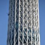 Der neue Turm wird doppelt so hoch sein wie Tokios bisheriges Wahrzeichen, der Tokio Tower. (Bild: Kenplatz/Nikkei)