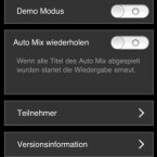 In den Einstellungen erhält der Nutzer eine Übersicht über mit dem Pioneer-System verbundenen Geräten. (Bild: netzwelt)