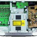 Im Inneren präsentiert sich der Marantz UD 7006 aufgeräumt. (Bild: netzwelt)