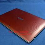 Das Foto zeigt ein unbekanntes Asus-Tablet mit einer Kamera auf der Rückseite. (Bild: nccc.cool3.com)