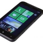 Das HTC Titan läuft mit Windows Phone 7.5. (Bild: netzwelt)