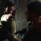 Auch im dritten Teil wird Max Payne oftmals zu seiner Waffe greifen. (Bild: Rockstar Games)